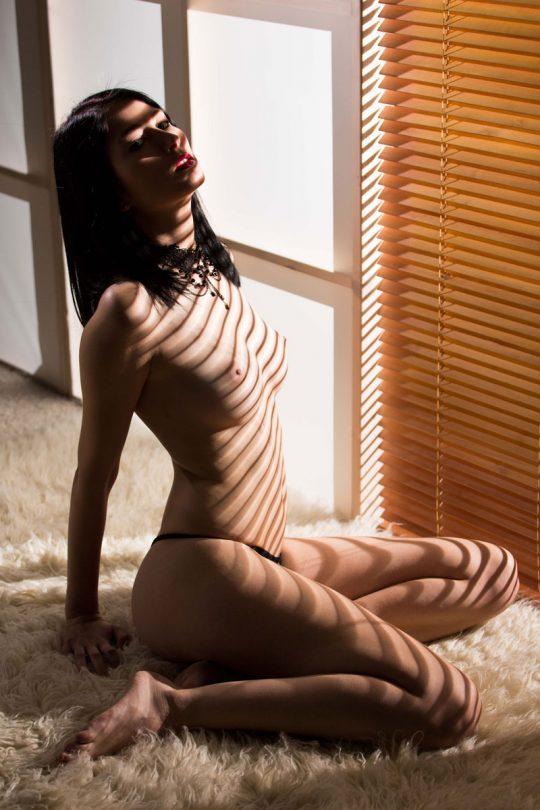 Glamour Photography Sample Shot